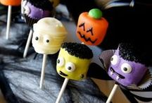 Halloween Fun! / Halloween treats and crafts for kids