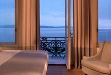 Luxury Hotels with a View! / Relax and enjoy some of the best views in Greece!