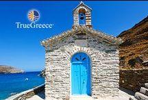 Islands / Explore the amazing islands of #Greece!