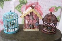 Doll house tuts and treasures / by Cindy Curtis