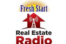 Fresh Start Real Estate Radio / New weekly (Tuesdays & Thursdays) podcast show for beginner real estate investors (and 1st time home-buyers).  Providing interviews with successful real estate investors, as well as action tips and real-time advice from show host, CeCeBROWN.