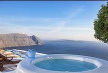 Luxury Hotels, Santorini / Luxury Accommodation by TrueGreece's affiliate #hotels in #Santorini