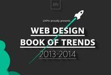 WEB DESIGN / Jak projektować strony internetowe? Inspiracje i przykłady.