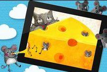 NASZE APLIKACJE DLA DZIECI / Aplikacje stworzone przez firmę Kartalia są dostępne BEZPŁATNIE w AppStore, GooglePlay i iTunes. Zapraszamy do zabawy!  Jeśli chcesz stworzyć aplikacje mobilną na podstawie tradycyjnej książki - zgłoś się do nas!