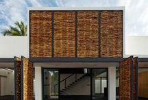 architektura / modern & urban vs rural & shabby