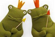 marionnettes / fabriquer des marionnettes ou un castelet