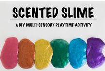 Special Needs - Sensory Activities / Lots of fun sensory ideas