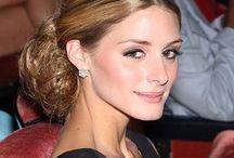 Olivia P / Sartorial elegance. This girl can just do no wrong!