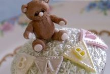 New Baby, Christenings, Baby Shower ideas / A range of craft projects, DIYs and cake decorating ideas for new baby celebrations, christenings and baby showers.