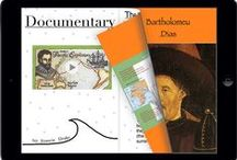 Book Creator in History / Case studies of how Book Creator has been used to teach history at school.