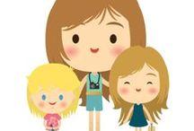 En el Blog de Asi piensa una mamá... / Ser madre de dos es una adorable locura, y a veces no llena de estrés por lo que empecé un camino hacia una crianza respetuosa para que este camino estuviera lleno de amor y empatía www.asipiensaunamama.com Criemos con empatía, eduquemos con respeto