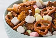 Snack Mix / Snack mix, marshmallow snack mix, after school snacks, party mix