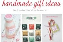 Pressie Ideas / Present ideas for my family and friends
