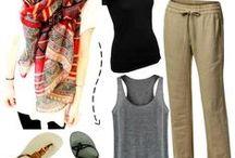Prendre en voyage - Vêtements / Take while travelling - Clothes