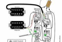 Guitar Schematic