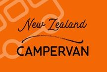 Campervan | New Zealand / Travelling in a Camper? Make your van into a home with these camper tips for backpackers!