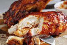 Chicken / Recipes in which the main ingredient is chicken