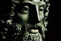 Magna Grecia - Μεγάλη Ἑλλάς - Megálē Hellàs / Source of my inspiration!