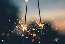 Silvester Inspirationen / Bald ist es soweit - Silvester 2017 steht vor der Tür! Inspirationen für eine bezaubernde Silvesterparty <3