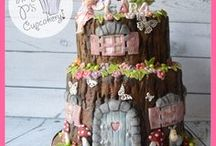 Fantasy Cake Decorating Ideas / From princesses to fairies, find your perfect fantasy cake ideas here!