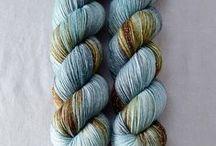 Yarn - Hand dyed