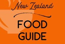Foodie Guide | New Zealand / New Zealand recipes, hostel recipes, food and grocery shopping advice, and sticking to a budget when it comes to food in New Zealand.