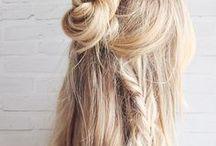 BEAUTY / Inspiring hair styles, make-up tricks and nails!