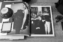 Black & White Editorials / by Maxine