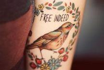 As tatuagens que eu queria fazer, mas não tenho coragem