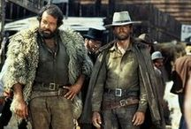 TERENCE HILL & BUD SPENCER / Maybe not the best actors, but among my favorites!
