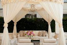 Wedding decor  / Indian wedding decor