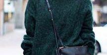 Knitwear / knitwear fashion, oversized jumper, loose knitwear, knitwear trends, jumper outfit, jumper dress, jumper outfit, winter jumpers, cosy jumper
