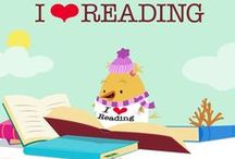Celebrations / Holidays, celebrations related to reading and books.