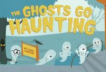 Spooky Halloween Books / Spooky, scary stories are coming your way this Halloween!