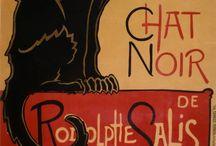 Művészet/Art / Henri Toulouse Lautrec, Rippl-Rónai József, Mucha, Csontváry-Kosztka Tivadar