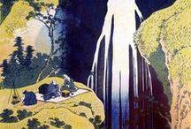 Ukiyo-e and another art
