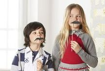 Kids Lookbook AW14 / Prénatal baby (3-8 years) autumn-winter 2014 collection #AW14