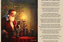 Christmas / All things Christmassy