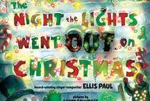 Winter Holiday Books / Christmas, Hanukkah, and Kwanzaa books!