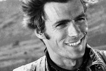 My religion is Clint Eastwood. / Clint Eastwood