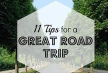 Tips for Trips / A compilation of useful information we found planning your next road trip