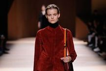 Autumn-Winter 2015 Women's Ready-to-wear Show / Autumn-winter 2015 women's ready-to-wear collection http://www.hermes.com/defile / by Hermès