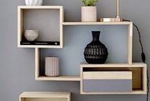 Wardrobe, Cupboard, Shelves