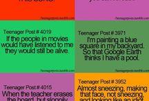 Teenager Post / Lololololol