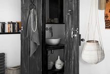 ETHNIC INTERIORS / Interiors we love, with ethnic details or a bohemian touch.