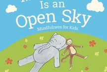 Yoga books for kids / Everyone, including little kids, can do yoga. We've put together a list of yoga books for kids, along with other peaceful resources.