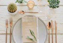 EVENT STYLING / Event styling inspo!
