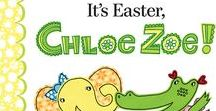 Celebrating Easter / Take a look at Albert Whitman's Easter books along with fun crafts and recipes!