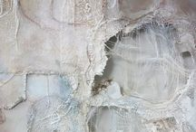 Common Threads Inspiration / Jo Roszkowski & Juliet D Collins Joint exhibition 2017