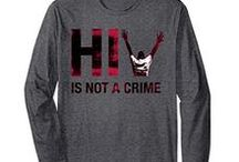 HIV is Not a Crime Gift Apparel / HIV is Not a Crime Gift Apparel